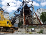 Christchurch Cathedral Construction