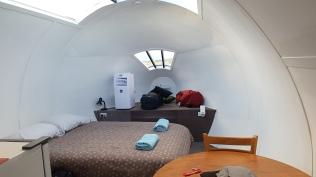 Quite spacious