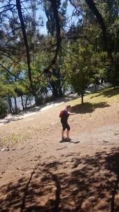 My Uphill Battle