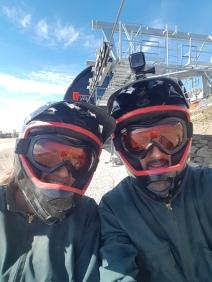 Ski Lift Selfie