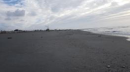 Hokitika main beach