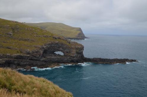 Hole in the Rock - Akoroa