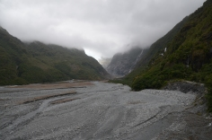 Franz Josef - Looking at the Clouds