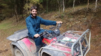 Quad Bike time