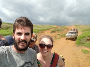 4x4 return trip - on safari!