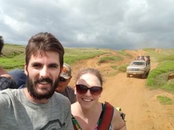 4x4 return trip - on safari!