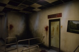Creepy room - before the walking dead started to walk!
