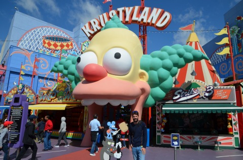 Kadin in Springfield