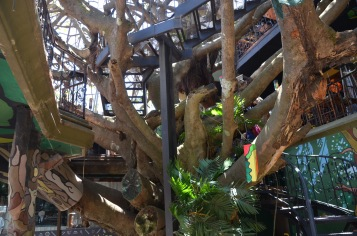 Treehouse Cafe in Monteverde