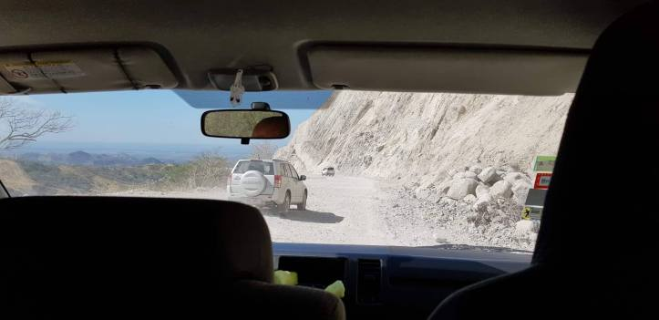 monteverde roads