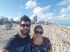 Miami Beach Selfie