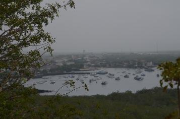 The rain in San Cristobal