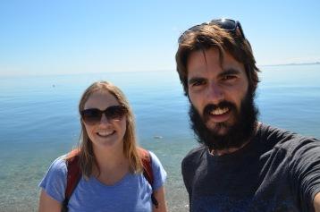 Lake Ontario Selfie
