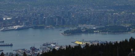 Vancouver city (zoom)