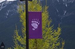 Banff town sign
