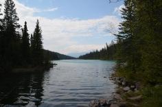 Lake 1: Quite large
