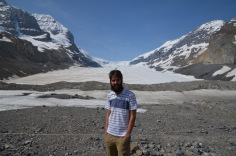 Kadin and the icefield
