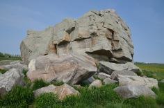 Very big rocks