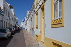 Albufeira streets