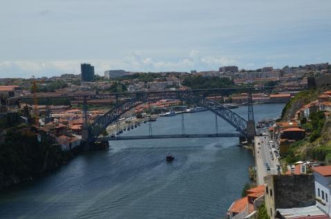Eiffel Bridge of Porto