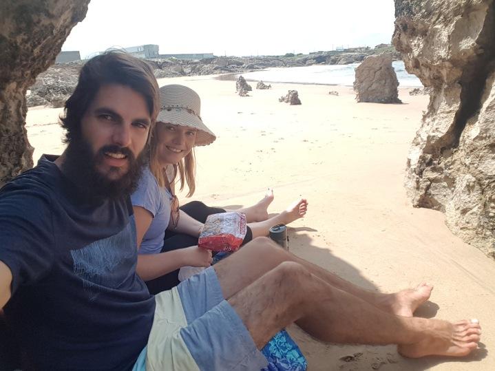 Picnic time Selfie