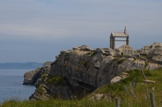 Chapel on the cliff