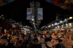 Market crowds