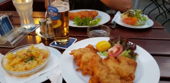 Austrian Dinner