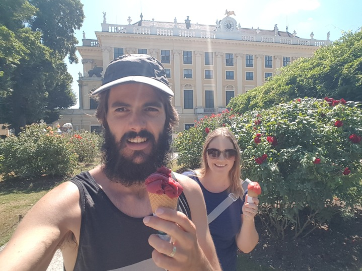 Gelato Selfie