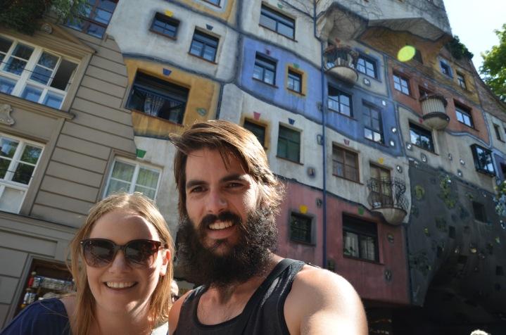 Hundertwasser Selfie