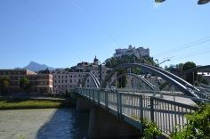 Main bridge into town