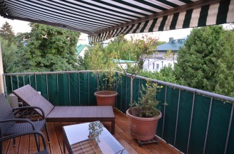 Nice Private Balcony