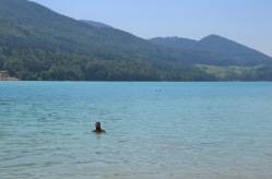 Kadin in the water