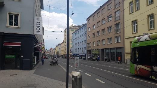 Graz town