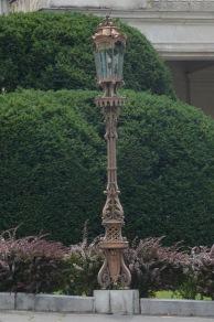 Pretty lamp post