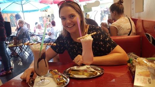 Milkshake date