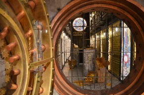 Chocolate vault