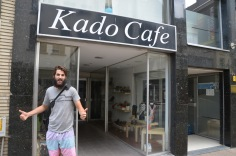 Found his cafe