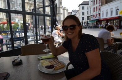 Beer and Waffles