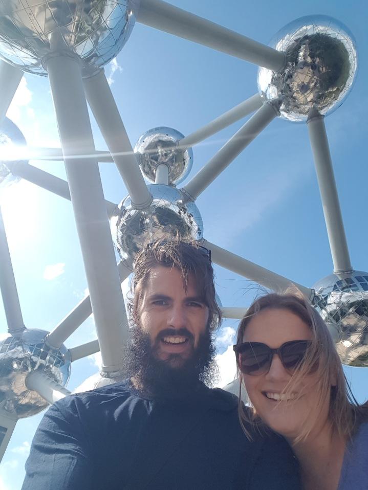Brussels Balls Selfie