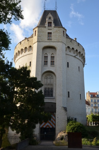 Round building (another museum)
