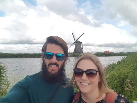 Windmill Selfie