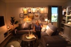 Cosy lounge