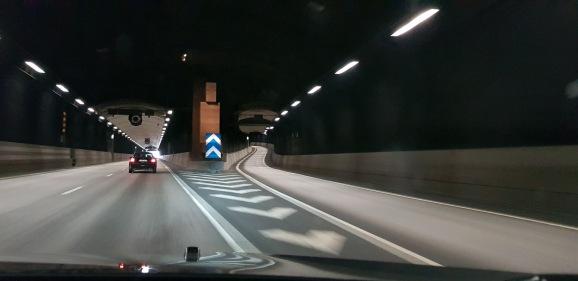 Stockholm tunnels