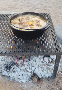 Delicious stew!