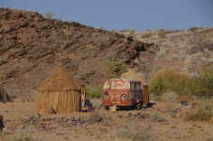 Another Himba Village