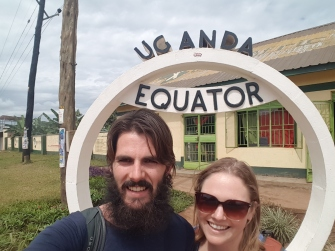 Equator selfie