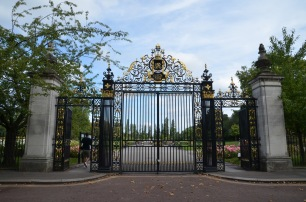 Queen Mary's Gates