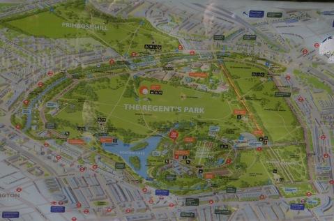 The Regent Park