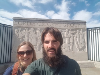Home of Cricket Selfie (too soon?)